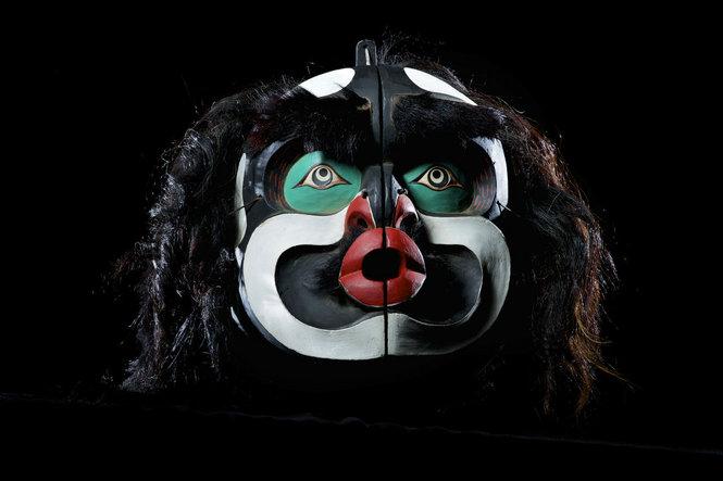 Lakossa mask
